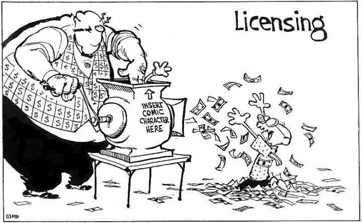 Licensing is Profitable!