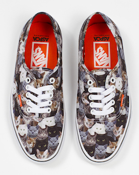 ASPCA and Vans Collaborate