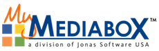 MyMediabox Logotipo