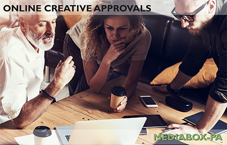 Creative Blog Image, Mediabox-PA, Product Approvals