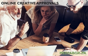Online Creative Approvals, productivity software, marketing software, Software-as-a-Service, SaaS